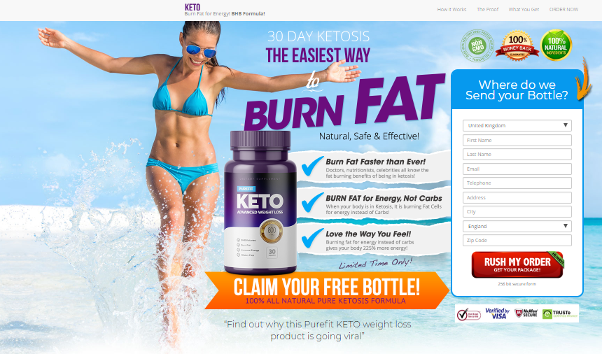 Purefit Keto – Read This Before Buying