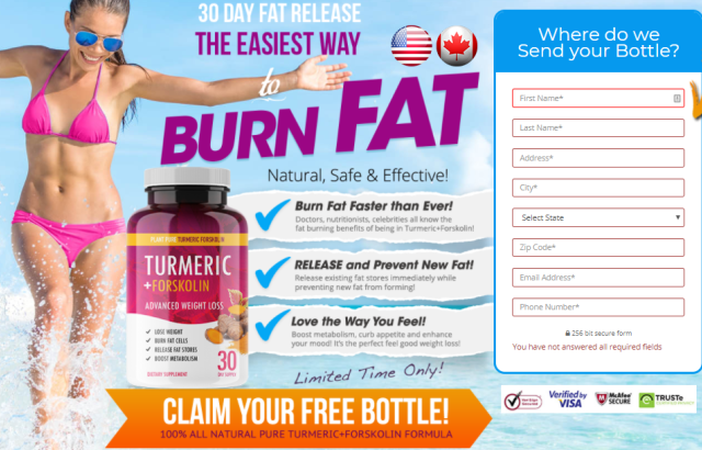 Turmeric Forskolin – Read This Before Buying